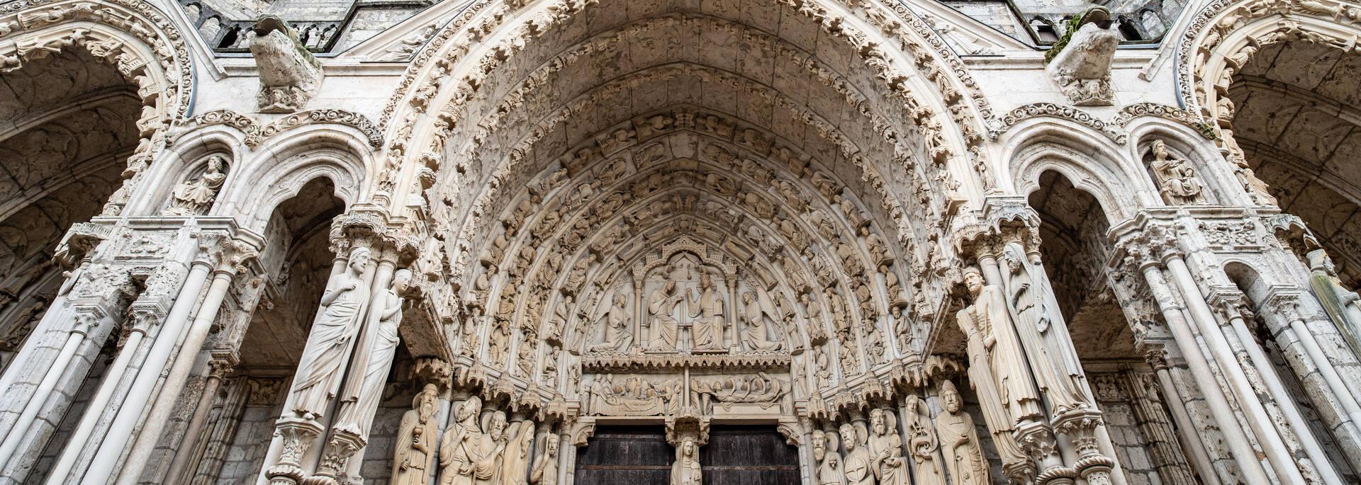 Cathédrale de Chartres - Portail Nord