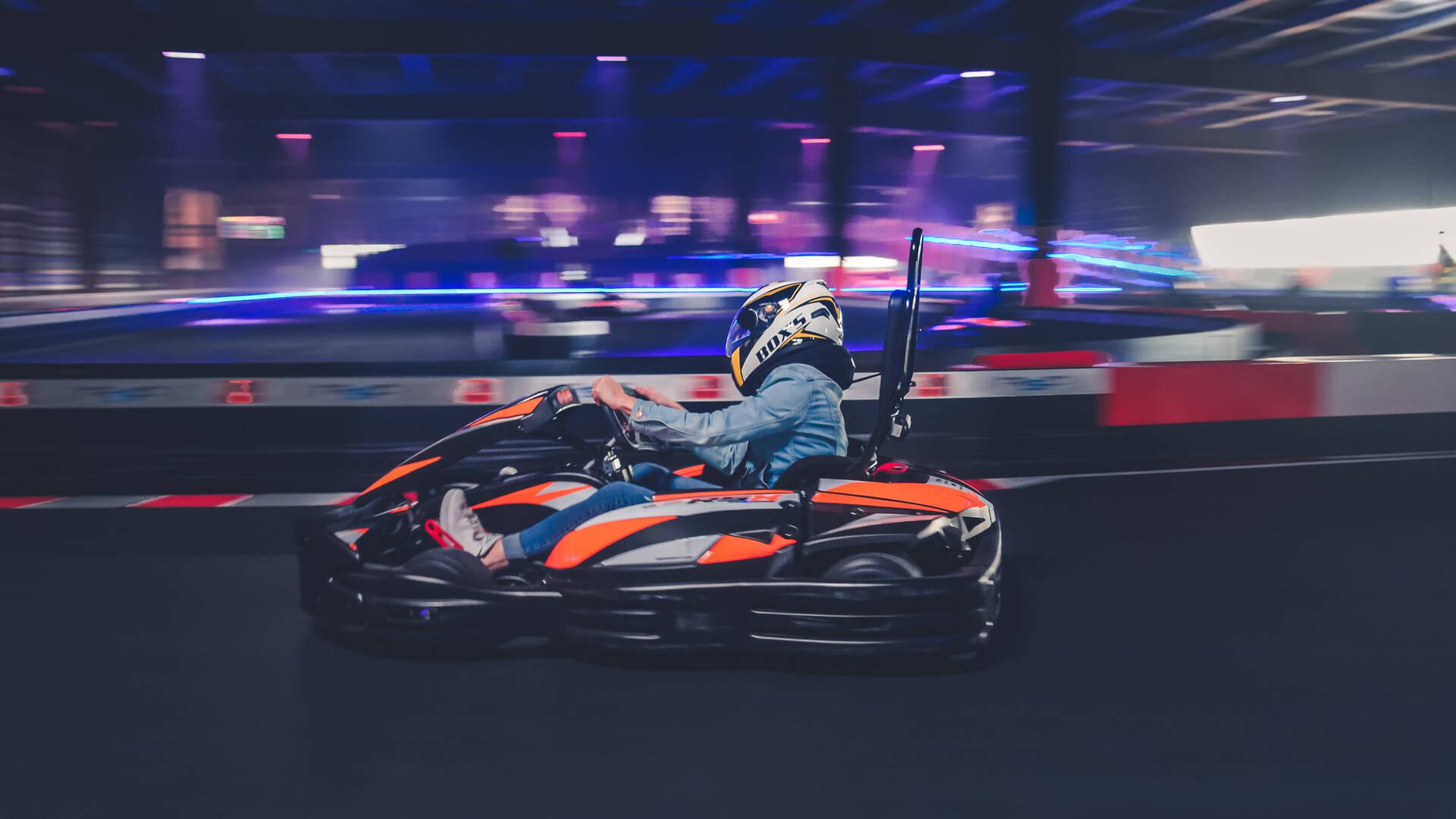 Activité karting à Chartres